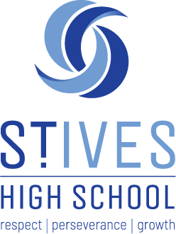 St Ives High School logo